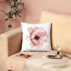 2/$20 Flower Accent Cushion Cover without filler